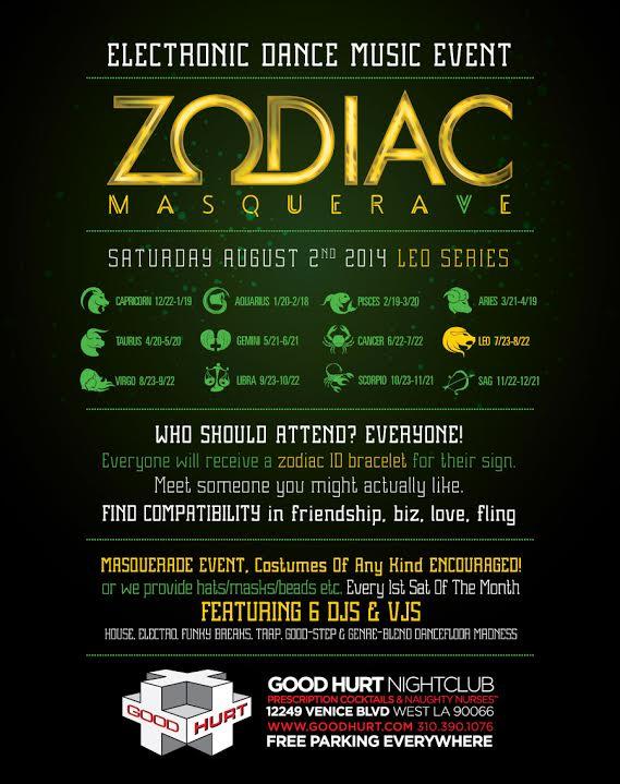 Zodiac MaqueraVe Leo Series